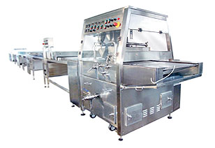 Chocolate machine,  Chocolate Production Line , Chocolate Production System ,Chocolate Production ,Chocolate Production equipments